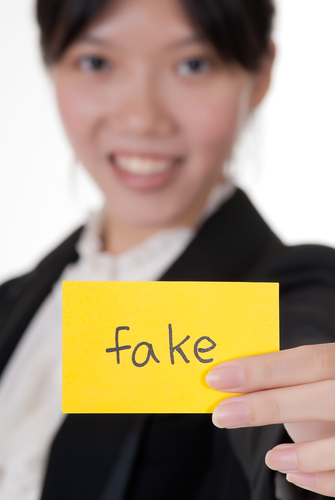 China fake