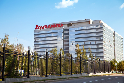 Lenovo office