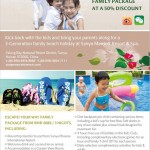 Get a Second Sanya Marriott Family Package at a 50% Discount