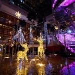 Winter Wonderland Christmas and New Year Celebrations At The Westin Bund Center Shanghai